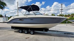 Used Sea Ray SLX 230 Bowrider Boat For Sale