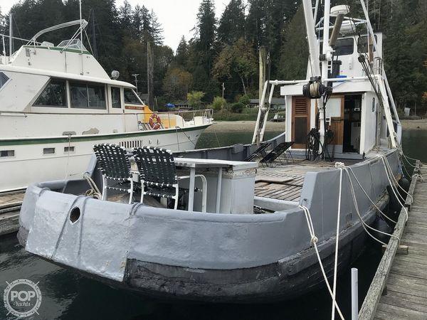 Used Custom 50 Seiner Boat For Sale
