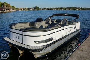 Used Avalon Catalina 2385 QL Pontoon Boat For Sale