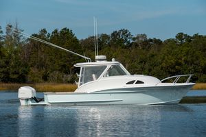 Used Winter Custom Yachts 27 E Express Cruiser Boat For Sale