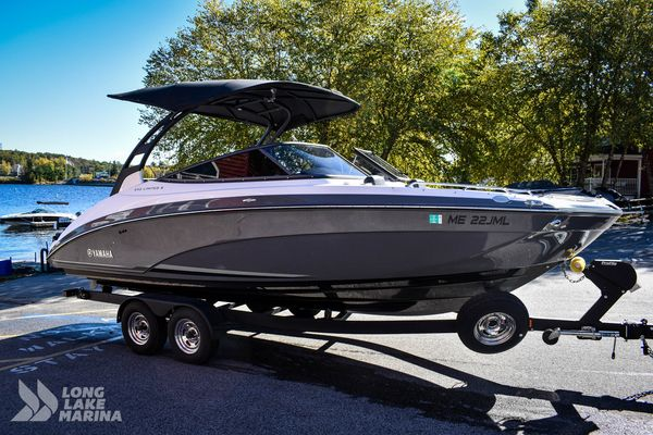 Used Yamaha Boats 242 Limited S E-Series Jet Boat For Sale
