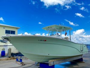 Used Sea Fox 288 Center Console Fishing Boat For Sale