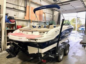 Used Chaparral 21 H2O Ski & Fish Bowrider Boat For Sale