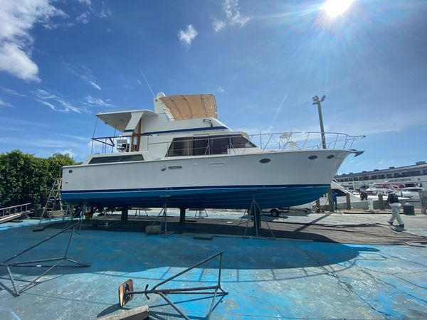 Used Marine Trader Double Cabin Aft Cabin Boat For Sale