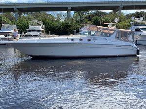 Used Sea Ray 440 Sundancer Cruiser Boat For Sale