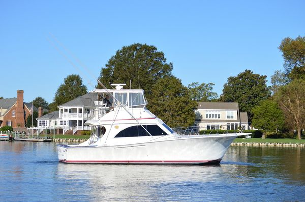 Used Jersey Cape 42 Convertible Sports Fishing Boat For Sale