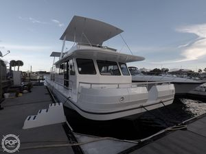Used Gibson 5500 House Boat For Sale
