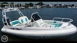 Used Zodiac Eclipse 17 Center Console Fishing Boat For Sale