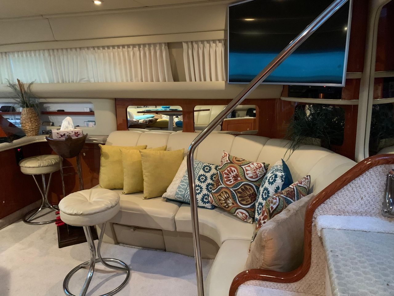 7 Used Sea Ray 7 Aft Cabin Motor Yacht For Sale - $7,7