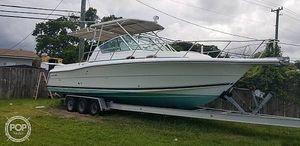 Used Stamas 310 Express Walkaround Fishing Boat For Sale
