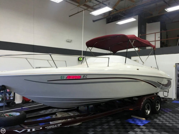 Used Vip 2400 Vindicator Ski and Wakeboard Boat For Sale