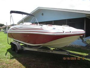 Used Hurricane Sundeck Sport 188 OB Bowrider Boat For Sale