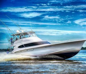 Used Custom Carolina Sports Fishing Boat For Sale