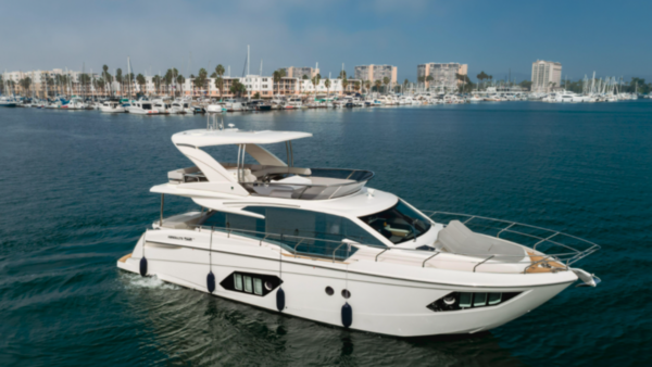 Used Absolute 52 Flybridge Boat For Sale