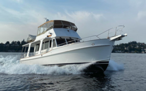 Used Grand Banks Heritage EU Motor Yacht For Sale