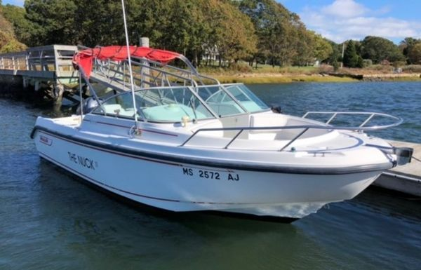 Used Boston Whaler Ventura Bowrider Boat For Sale