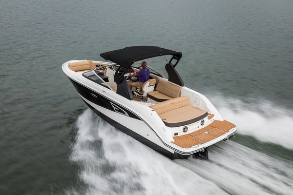New Sea Ray 230 SLX Express Cruiser Boat For Sale
