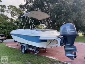 Used Nauticstar 206 Deck Boat For Sale