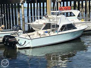 Used Bertram 25 Mark II Sport Sports Fishing Boat For Sale