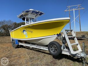 Used Sailfish 238 Kingfish Tournament Edition Center Console Fishing Boat For Sale