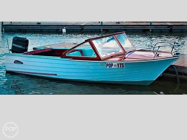 Used Cruisers Inc 302-18 Antique and Classic Boat For Sale
