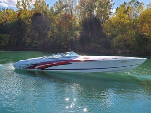Used Thunderbird Formula 353 Fastech Motor Yacht For Sale