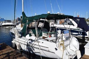 Used Catalina 34MKII Sloop Sailboat For Sale