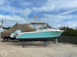 Used Hydra-Sports vx25 Walkaround Fishing Boat For Sale