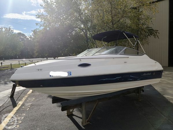 Used Mariah SC 21 Cruiser Boat For Sale