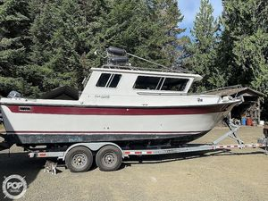 Used Sea Sport Navigator 2700 Pilothouse Boat For Sale