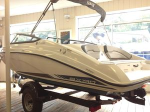 New Yamaha Boats SX 190 Jet Boat For Sale