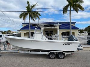 New Parker 2300 Special Edition Center Console Fishing Boat For Sale
