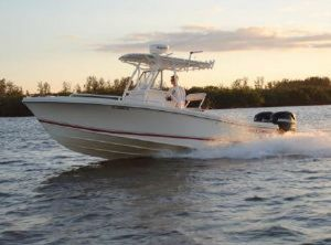 Used Ocean Master 24 CC 2017 Center Console Fishing Boat For Sale