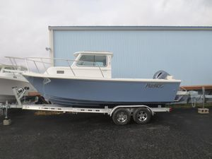 New Parker 2120 Sport Cabin Saltwater Fishing Boat For Sale