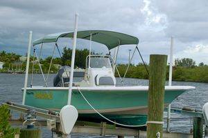 Used Tidewater 1910 Bay Max Center Console Fishing Boat For Sale