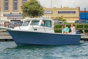 New Parker 2320 Sport Cabin Saltwater Fishing Boat For Sale