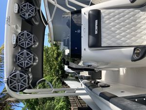 Used Scarab 302 Center Console Fishing Boat For Sale