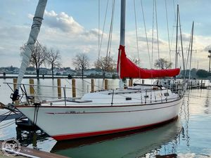 Used Cal 39MKIII Tall Rig Racer and Cruiser Sailboat For Sale