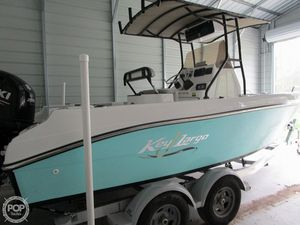 Used Key Largo 210 Center Console Fishing Boat For Sale