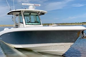 Used Boston Whaler 350 Outrage Center Console Fishing Boat For Sale