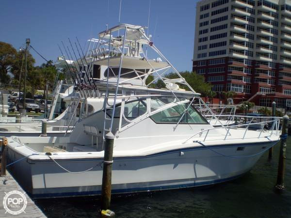 Used Hatteras 36 Sport Fish Sports Fishing Boat For Sale