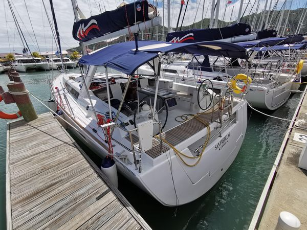 Used Beneteau Oceanis 45 Racer and Cruiser Sailboat For Sale