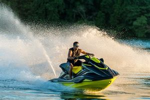New Yamaha Boats Waverunner FX Personal Watercraft Boat For Sale