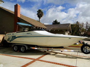 Used Velocity 260 VR High Performance Boat For Sale