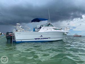 Used Wellcraft 2600 Coastal Walkaround Fishing Boat For Sale