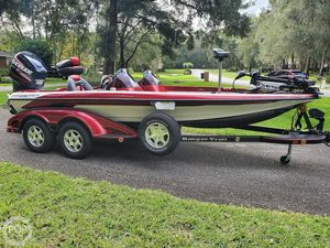 Used Ranger Boats 519 DVX Tour Edition Bass Boat For Sale