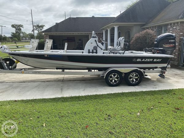 Used Blazer Bay 675 Ultimate Bay Boat For Sale