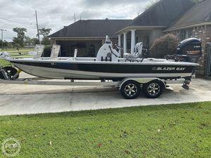 Used Blazer Bay 675 Ultimate Bay Boat For Sale