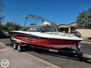 Used Malibu 23 XTI Wakesetter Ski and Wakeboard Boat For Sale