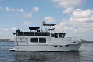Used Ocean Alexander 50 Classico Pilothouse Boat For Sale